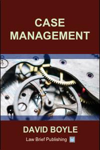 'Case Management' by David Boyle