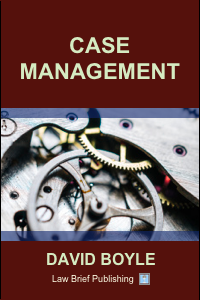 'Case Management' by David Boyle